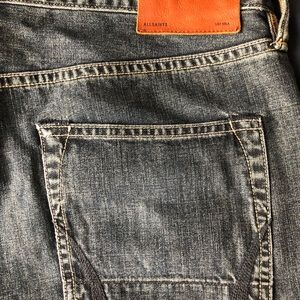 NW ALL SAINTS CIGARETTE Skinny Fit Jeans, Size 32